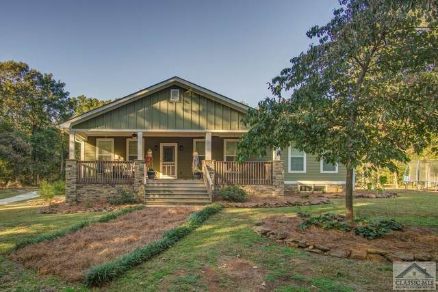 765 Omer Bond Road, Royston, GA 30662 (MLS #974667) :: Athens Georgia Homes