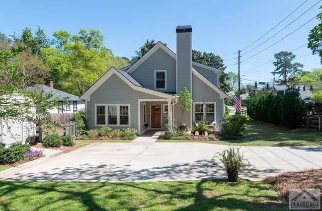 120 Holman Avenue, Athens, GA 30601 (MLS #974674) :: Athens Georgia Homes