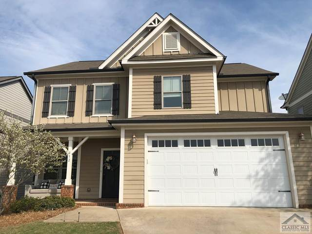 352 Ridge Pointe Drive, Athens, GA 30606 (MLS #974680) :: Athens Georgia Homes