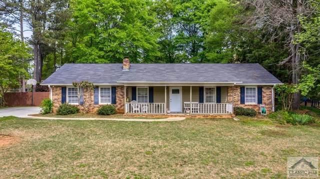1431 Crooked Creek Road, Watkinsville, GA 30677 (MLS #974691) :: Signature Real Estate of Athens