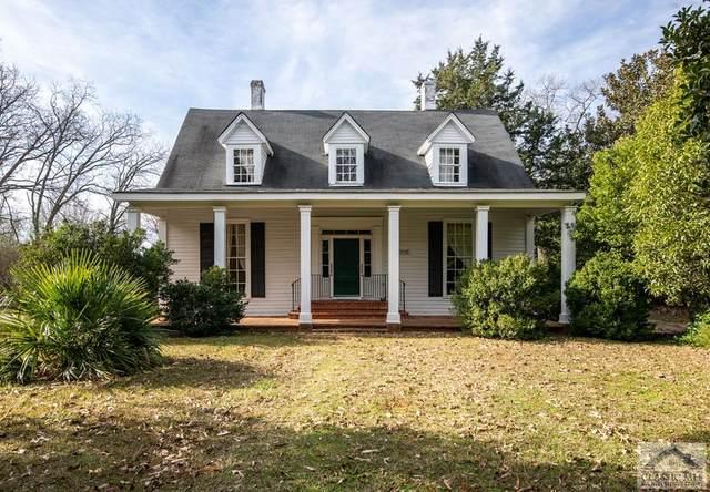 4611 Macon Hwy, Bishop, GA 30621 (MLS #974752) :: Athens Georgia Homes
