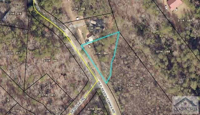 85 Old Seven Forks Road, Martin, GA 30557 (MLS #974918) :: Signature Real Estate of Athens