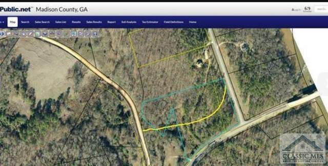 Lot 1 Riverbend Drive, Carlton, GA 30627 (MLS #975044) :: Team Reign