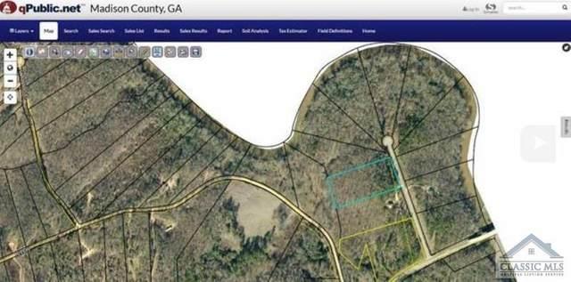 Lot 3 Riverbend Drive, Carlton, GA 30627 (MLS #975069) :: Signature Real Estate of Athens