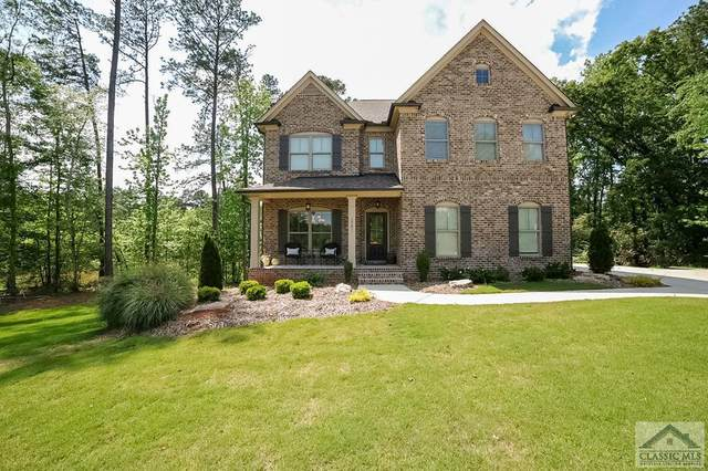 1701 Wilkes Farm Court, Watkinsville, GA 30677 (MLS #975154) :: Team Cozart