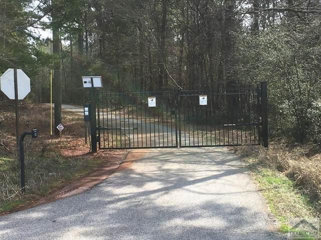 0 Godfrey Place, Athens, GA 30605 (MLS #975174) :: Todd Lemoine Team