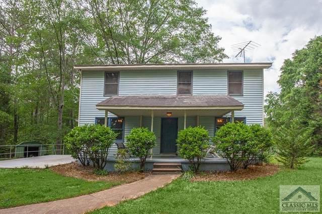 2001 Clotfelter Road, Bogart, GA 30622 (MLS #975193) :: Athens Georgia Homes