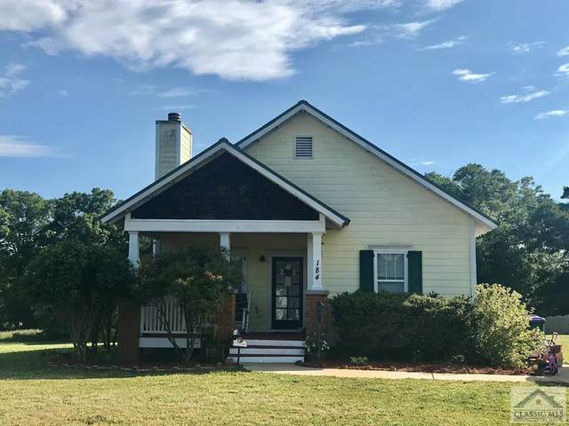 184 Mama B Drive, Danielsville, GA 30633 (MLS #975250) :: Signature Real Estate of Athens