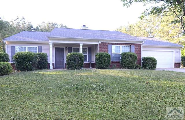 33 Pinewood Circle, Colbert, GA 30628 (MLS #975316) :: Signature Real Estate of Athens