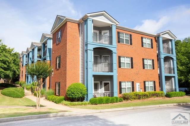 120 Moose Club Drive A3, Athens, GA 30606 (MLS #975360) :: Signature Real Estate of Athens