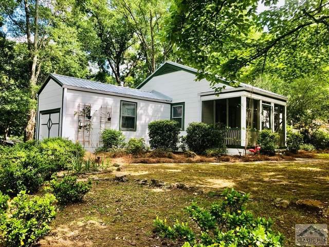 575 Talmadge Drive, Athens, GA 30606 (MLS #975377) :: Athens Georgia Homes