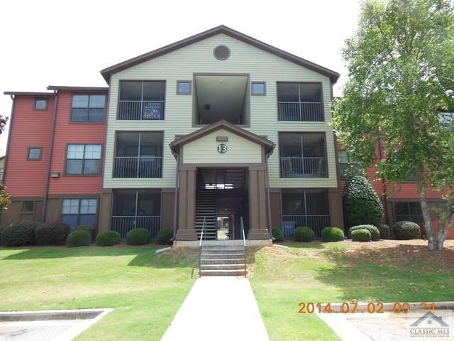211/1223 North Avenue #1223, Athens, GA 30605 (MLS #975384) :: Signature Real Estate of Athens