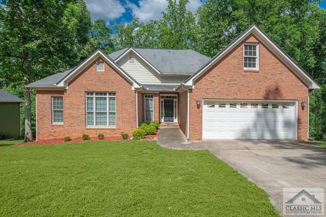 273 Lake Vista Way, Athens, GA 30607 (MLS #975385) :: Signature Real Estate of Athens