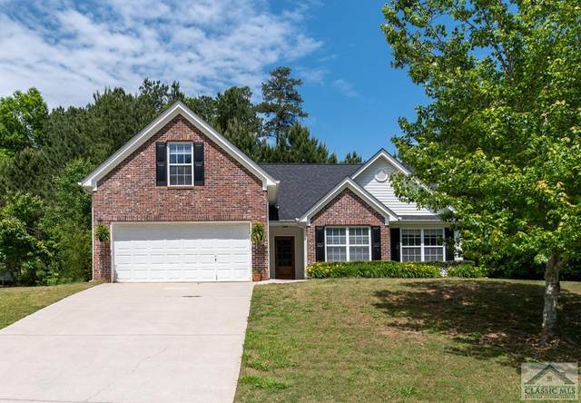 204 Wisteria Way, Athens, GA 30606 (MLS #975388) :: Signature Real Estate of Athens