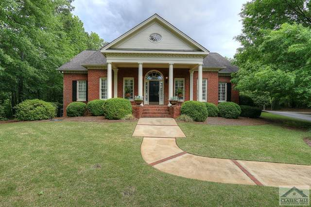 1560 Tanglebrook Drive, Athens, GA 30606 (MLS #975393) :: Signature Real Estate of Athens