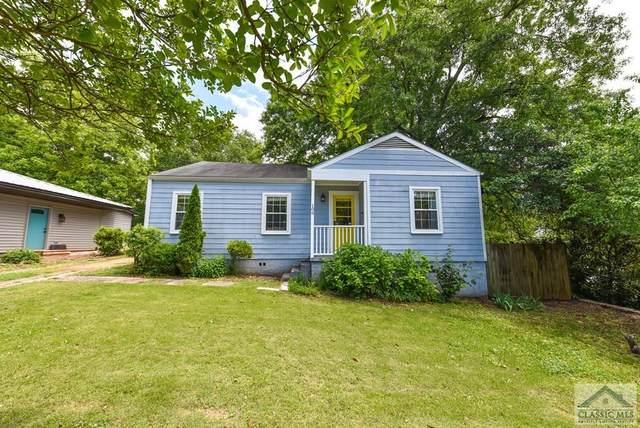 106 Sylvia Circle, Athens, GA 30601 (MLS #975397) :: Signature Real Estate of Athens