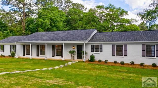 386 Woodward Way, Athens, GA 30606 (MLS #975406) :: Signature Real Estate of Athens