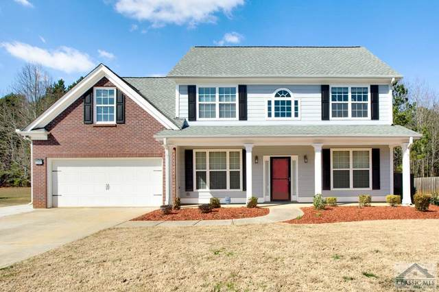 1269 Kimberly Circle, Hull, GA 30646 (MLS #975431) :: Team Reign