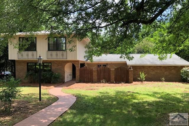 160 Arbor View Drive, Athens, GA 30605 (MLS #975435) :: Signature Real Estate of Athens