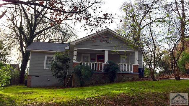 242 Hall Street, Athens, GA 30605 (MLS #975462) :: Signature Real Estate of Athens