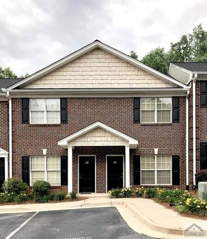 101 Woodlake Drive #309, Athens, GA 30606 (MLS #975480) :: Signature Real Estate of Athens