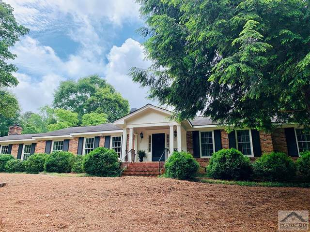 733 Glenwood Drive, Athens, GA 30606 (MLS #975492) :: Signature Real Estate of Athens