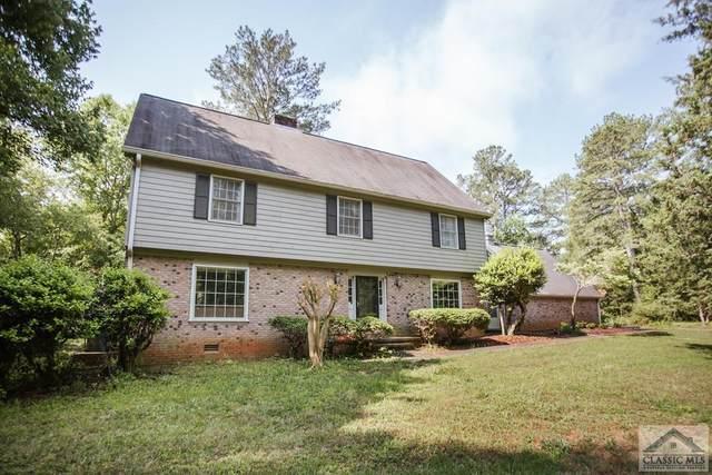 135 Green Hills Road, Athens, GA 30605 (MLS #975501) :: Signature Real Estate of Athens