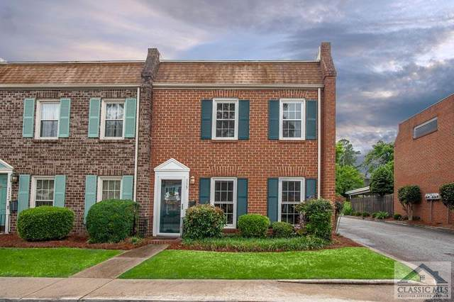 115 Georgetown Drive, Athens, GA 30605 (MLS #975519) :: Signature Real Estate of Athens