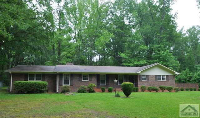 3805 Old Lexington Road, Athens, GA 30605 (MLS #975522) :: Signature Real Estate of Athens