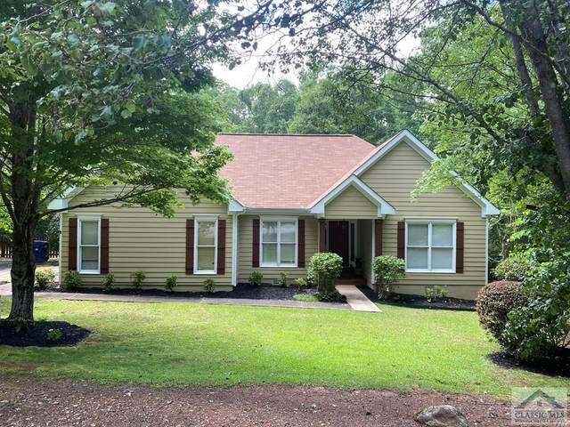 1051 Oconee Forest Lane, Watkinsville, GA 30677 (MLS #975526) :: Signature Real Estate of Athens