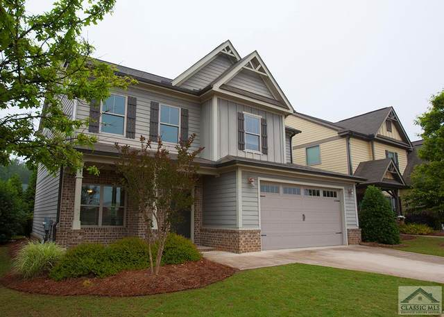 344 Ridge Pointe Drive, Athens, GA 30606 (MLS #975528) :: Signature Real Estate of Athens