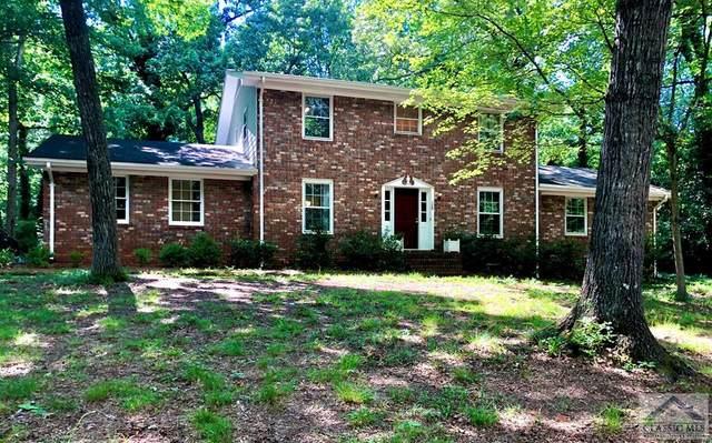 125 Chinquapin Way, Athens, GA 30605 (MLS #975529) :: Signature Real Estate of Athens