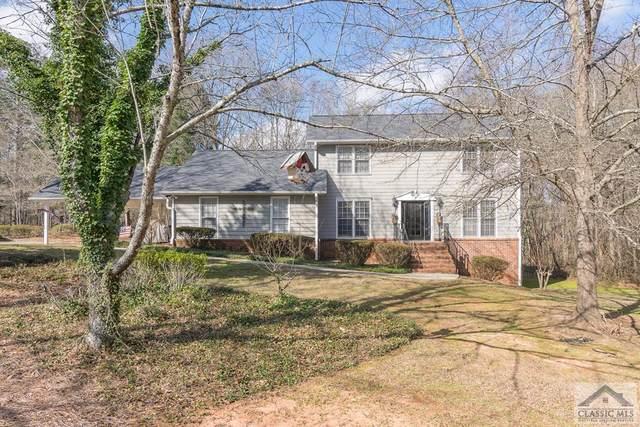 1121 Creek Bridge Drive, Watkinsville, GA 30677 (MLS #975534) :: Team Reign