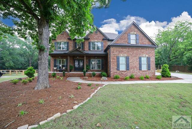 1889 Rolling Meadows Lane, Watkinsville, GA 30677 (MLS #975549) :: Signature Real Estate of Athens