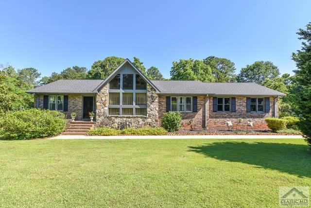 145 La Vista Place, Athens, GA 30605 (MLS #975560) :: Signature Real Estate of Athens