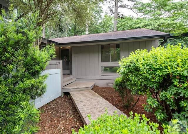171 Woodstone Drive, Athens, GA 30605 (MLS #975569) :: Signature Real Estate of Athens