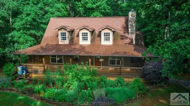 11 Oak Ridge Trail, Arnoldsville, GA 30619 (MLS #975672) :: Team Reign