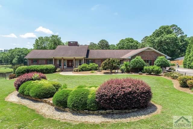 149 Grogan Street, Lavonia, GA 30553 (MLS #975726) :: Signature Real Estate of Athens