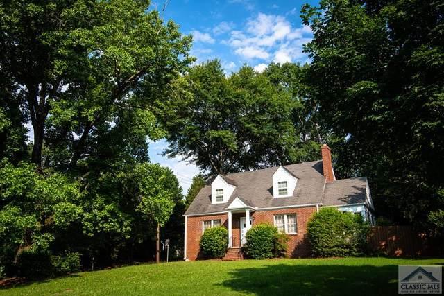 296 Parkway Drive, Athens, GA 30605 (MLS #975881) :: Signature Real Estate of Athens