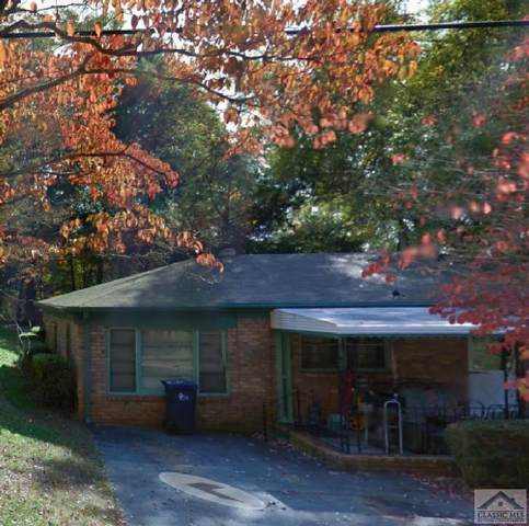 120 Hillside Street, Athens, GA 30601 (MLS #975887) :: Signature Real Estate of Athens