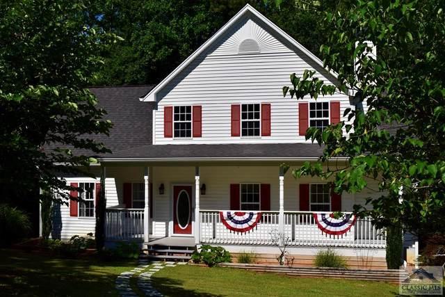 1251 Calls Creek Circle, Watkinsville, GA 30677 (MLS #975975) :: Todd Lemoine Team