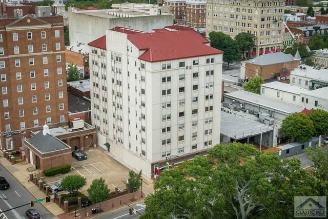 131 Broad Street E #507, Athens, GA 30601 (MLS #976071) :: Athens Georgia Homes