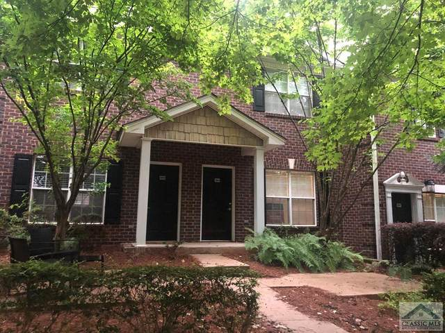 *101 Wood Lake Drive #206, Athens, GA 30606 (MLS #976090) :: Signature Real Estate of Athens