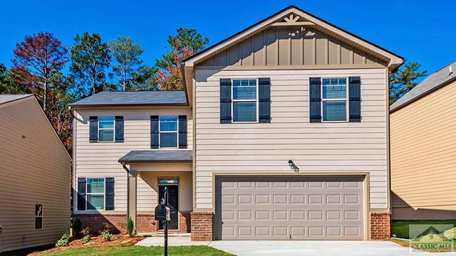 325 Park West Blvd #3017, Athens, GA 30606 (MLS #976120) :: Signature Real Estate of Athens