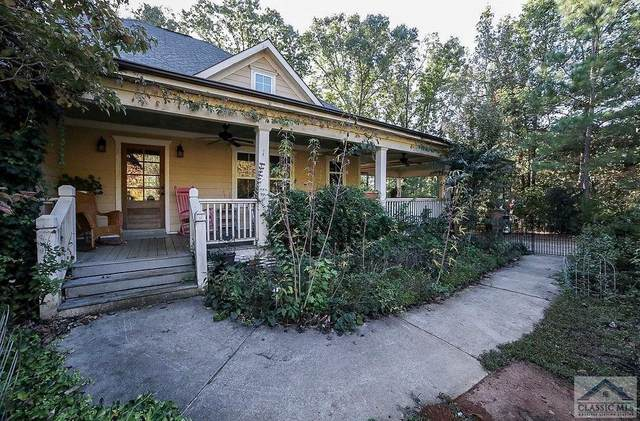 870 Bertha Willis Road, Carlton, GA 30627 (MLS #976158) :: Team Cozart