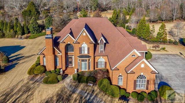 1131 Hammond Creek Trail, Watkinsville, GA 30677 (MLS #976159) :: Signature Real Estate of Athens