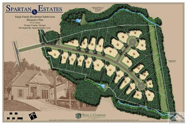 3114 Spartan Estates Drive, Athens, GA 30606 (MLS #976178) :: Team Reign