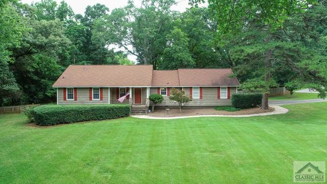 110 New Haven Drive, Athens, GA 30606 (MLS #976198) :: Signature Real Estate of Athens