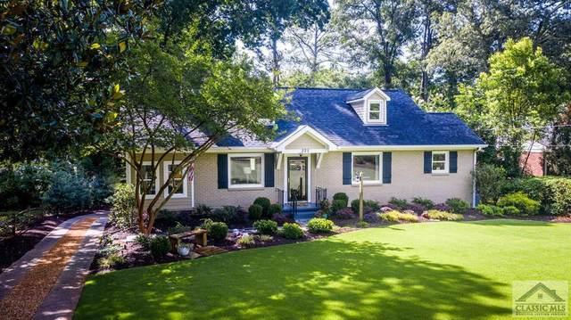 325 Milledge Terrace, Athens, GA 30606 (MLS #976199) :: Signature Real Estate of Athens