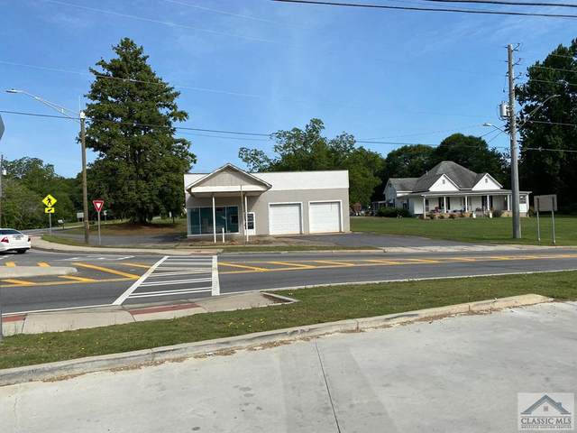 415 General Daniel Avenue N, Danielsville, GA 30633 (MLS #976200) :: Team Cozart
